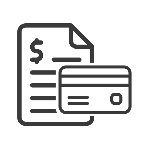Invoice-and-credit-card-icon